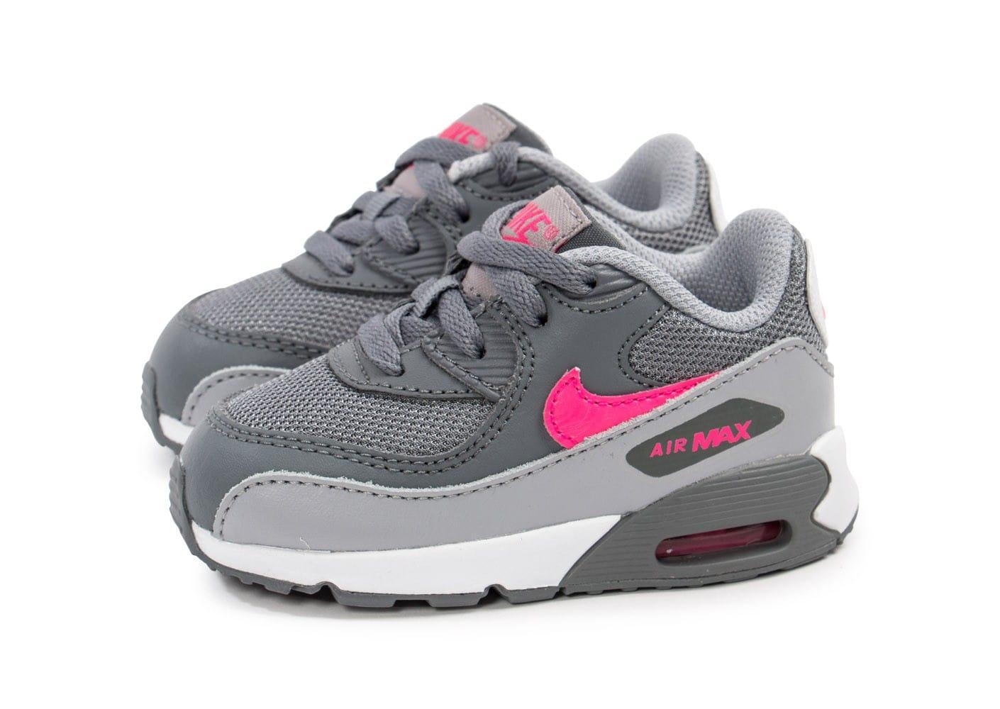 more photos 18676 b4e9b Nike Air Max 90 (2c-10c) Toddler Boys u0027 Shoe Chaussures Chaussures Nike  Chaussure Huarache Pour Bébé Petit Bébé Petit Gar on Prix Pour Gar on