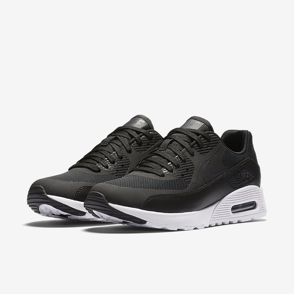 brand new 8666d 0997c Nike - air max 90 ultra essential baskets noir 819474-013,nike air mag,nike  basket soldes pas cher,destockage. Chaussure nike air max 90 ultra 2.0 se  pour ...