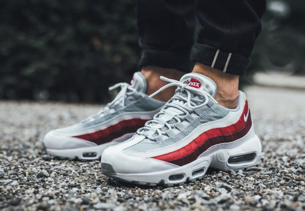 nike air max 95 essential homme rouge 1