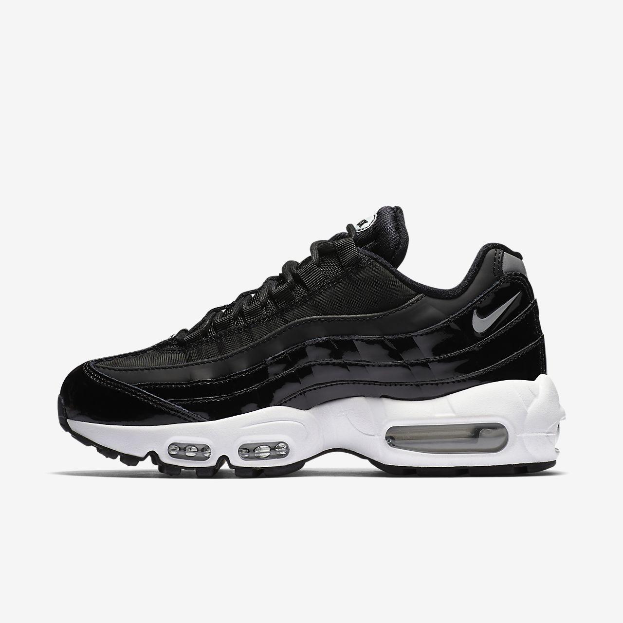 2018 Nouveau   Chaussures de course pour - Nike Air Max 95 EM Noir Pas Cher  Magasin - Hommes 2019 2002 2017 nike air max 95 ultra se pas cher 168ff6d81730