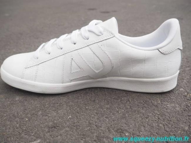 chaussure armani jeans blanche 9d62ff4531c