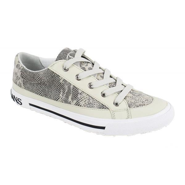 Femme Chaussures Armani jeans JOUBIGO Beige   Noir   Blanc Baskets mode  Cuir ovin O3785027541 ARMANI JEANS Baskets montantes - black Femme  Chaussures,armani ... 233d7554c34