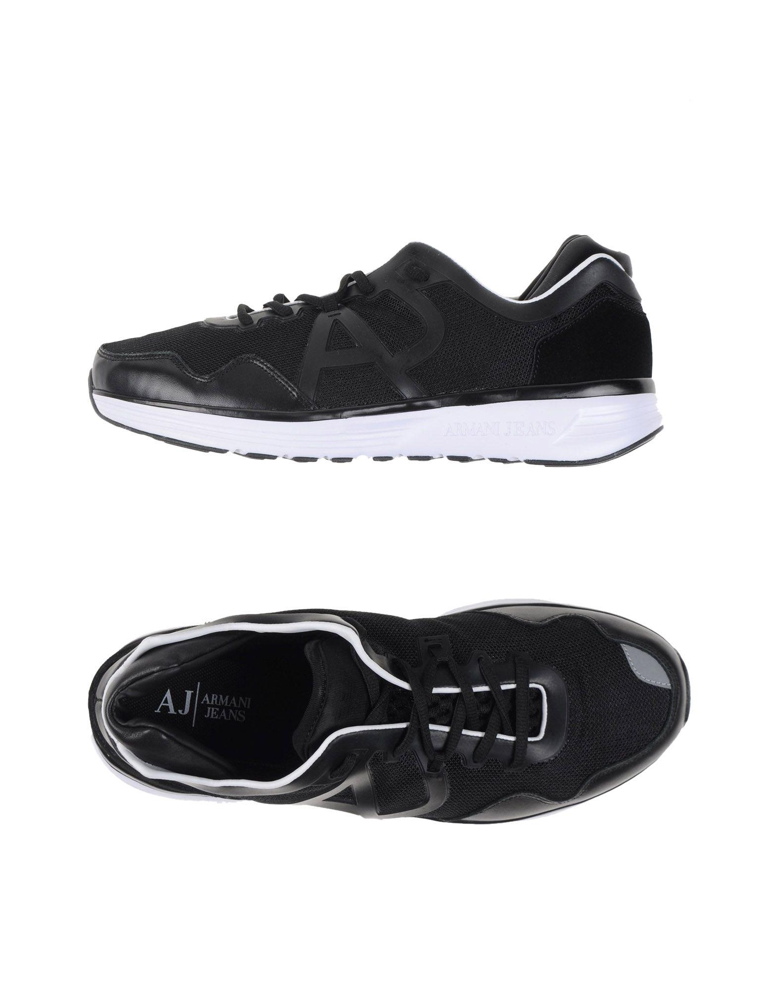 Un rétro pour le armani jeans homme chaussure Rose - diner-et-spectacle.fr  2018 2019 Chaussures confortables Homme ARMANI JEANS - Basket 935126 -  7a407 Noir 1b9489b48fb