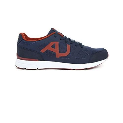 74ce8972f65 ARMANI JEANS Baskets et Tennis basses Moka Homme Chaussures