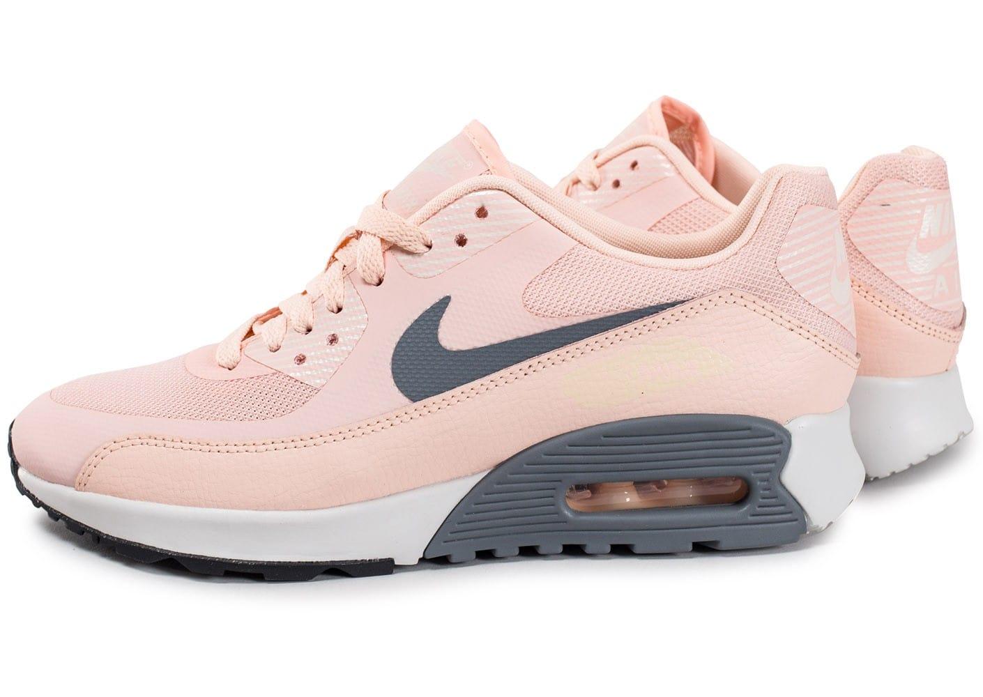 detailed look e116f 7bacf Officiel Remise Nike Air Max 90 Femme Chaussures De Fitness  Thomasboutique OIO185421971  chaussure air max femme bleu,femme air max 90  essential bleu,nike ...