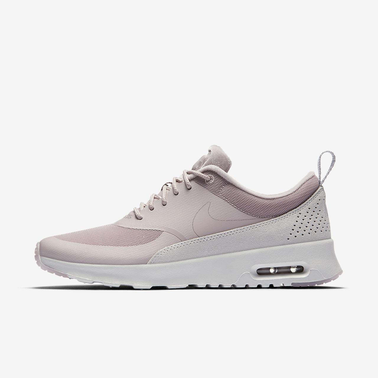 size 40 4ac82 5de94 chaussures de mode bon marché NIKE Air Max Thea Femme Blanc chaussures  spéciales pour Femme ...