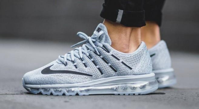 finest selection aa517 7d0e1 BASKET Nike AIR MAX 2016 Hommes Chaussures de running de chaussure nike  homme pas cher,classic air max 2016 gris et verte homme,chaussure ...