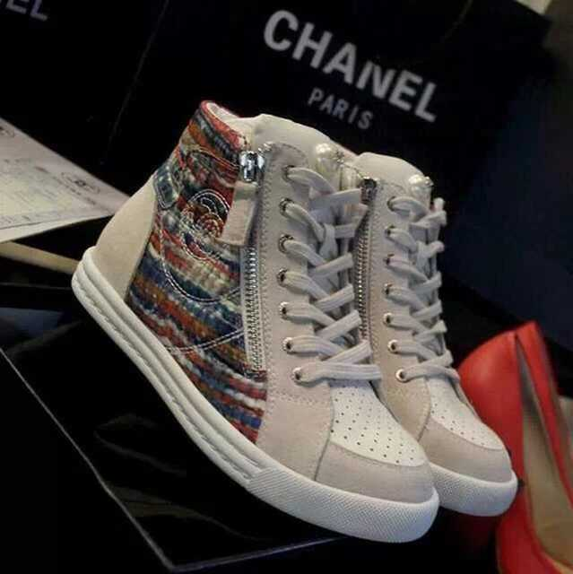 a97362b0b147 chaussure chanel blanche