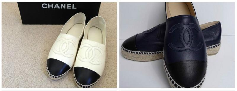 a1d78b08e8c8 chaussure chanel espadrille