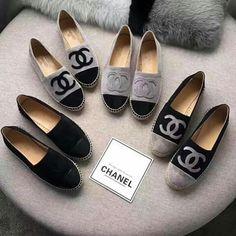 22006adc52ea chaussure chanel femme espadrille,veronique chanel sage femme,sautoir chanel  pas cher. Espadrilles Chanel Espadrille en cuir. Mules G33587 X52550 C0204