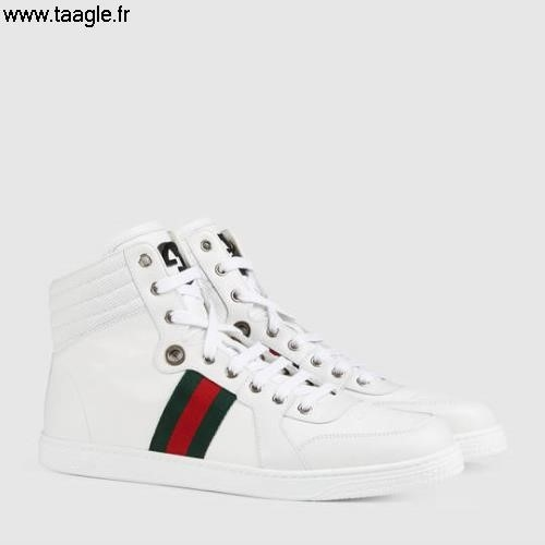 fdbf835bda4 chaussure gucci homme blanche