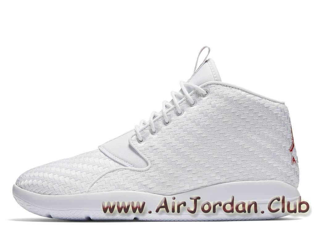 photos officielles c7869 4f631 chaussure jordan homme blanche