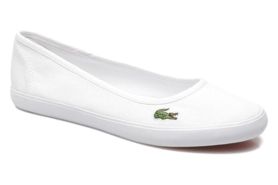 4c52af1e1a2 Chaussure Lacoste Ballerine Chaussure Femme Femme Lacoste Ballerine rrndqYwC
