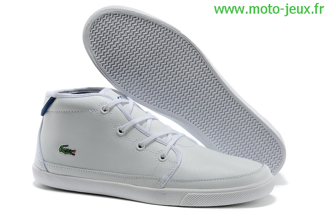 0e2cb7fb5b Lacoste - Carnaby Evo Blanche Et Bleue Lacoste Chaussure Nouvelle  Collection chaussures lacoste basket,chaussures lacoste nouvelle collection, chaussure ...