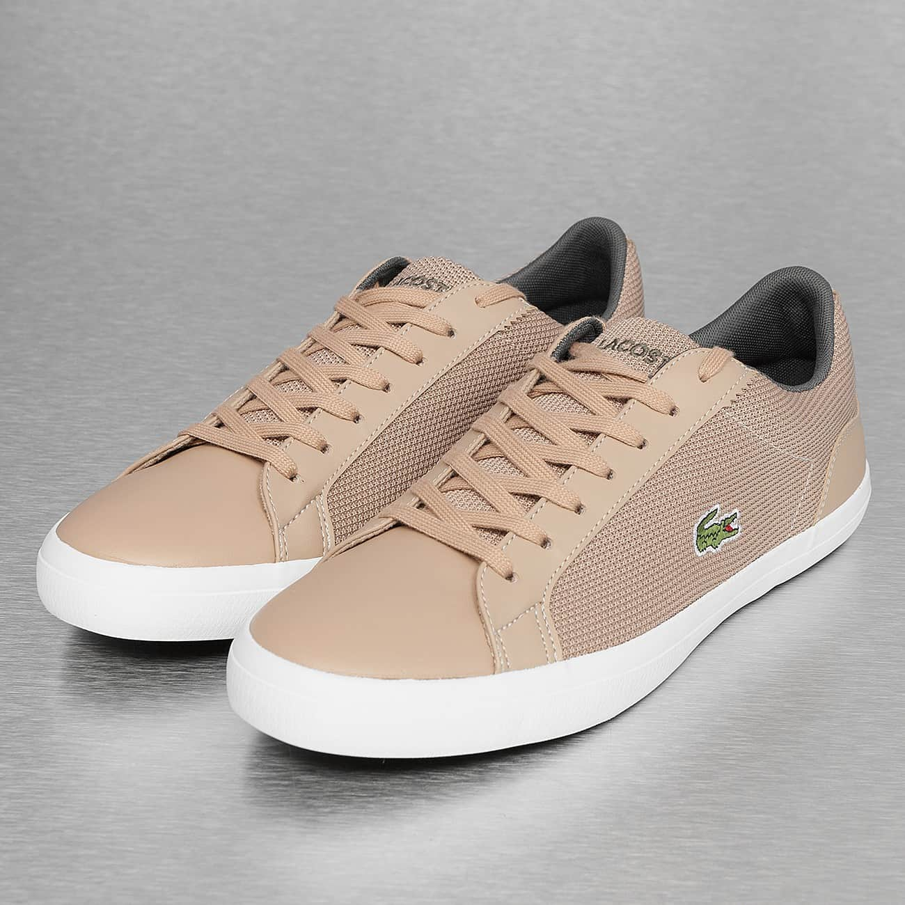2a2695788c chaussure lacoste homme beige