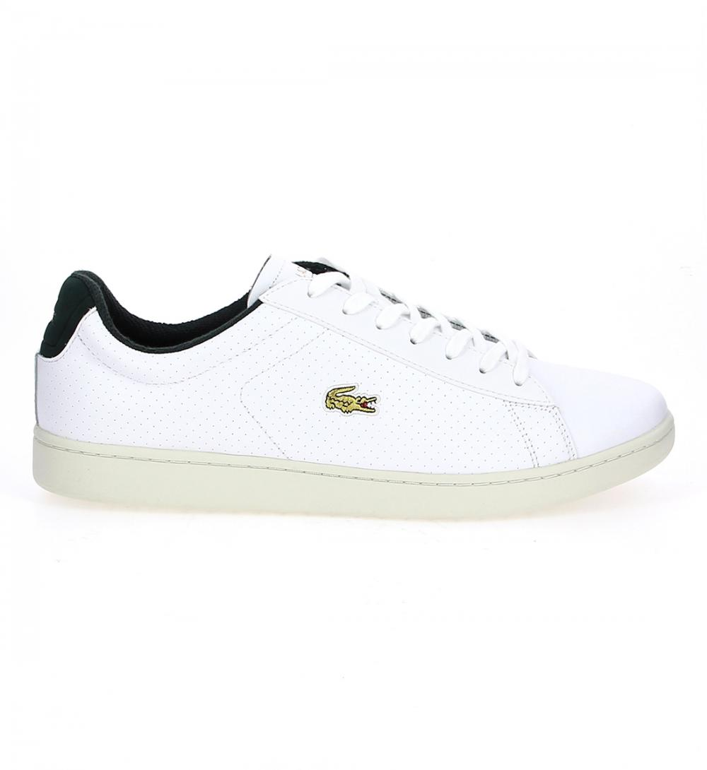 baf84f4099 chaussure lacoste homme blanche
