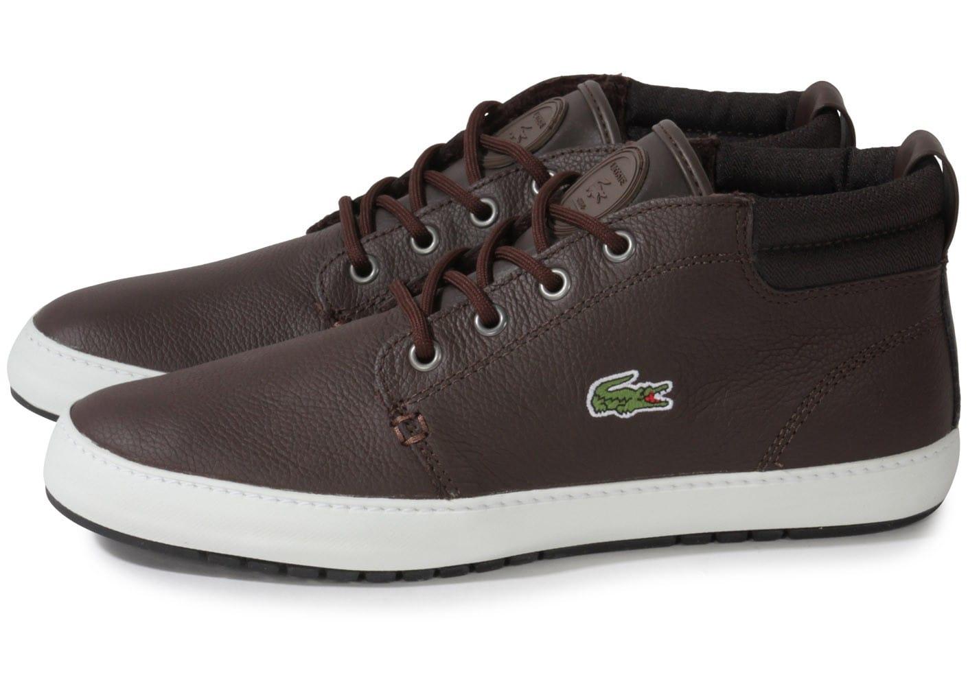709e95e7dd chaussure lacoste montant homme