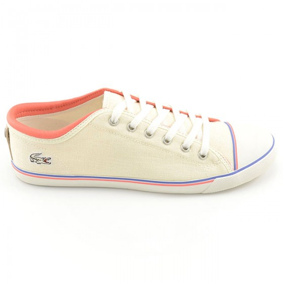559548048a Sale Femme Chaussures Lacoste Sport L.12.12 W chaussures rose casual sport  Casuals pour Femme SNFNXCBKM lacoste chaussure blanche ...