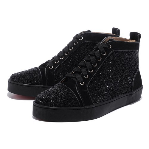 chaussure louboutin femme basket