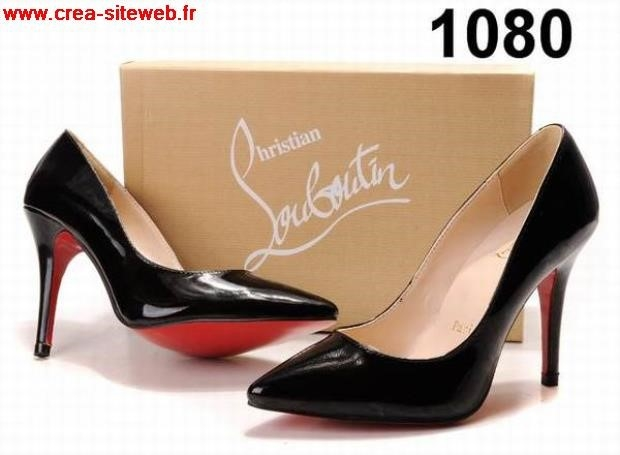chaussure femme louboutin