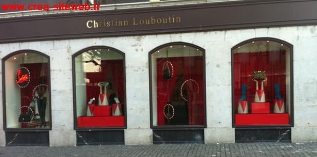louboutin boutique geneve