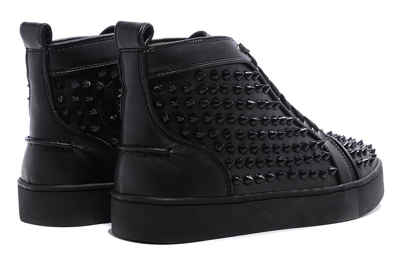 taille 40 d934e fbe98 chaussure louboutin homme noir