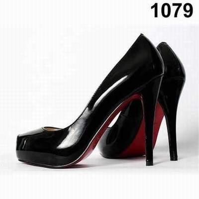 design intemporel f5526 c977c chaussure louboutin lyon