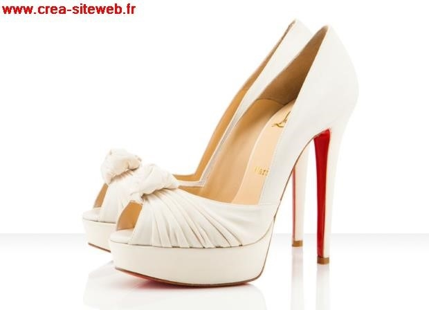 chaussures mariage femme louboutin
