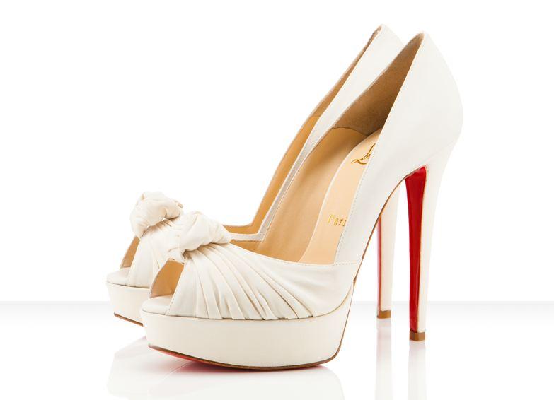 chaussure louboutin mariage prix