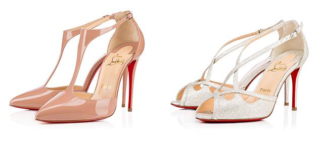 chaussures louboutin pour mariée