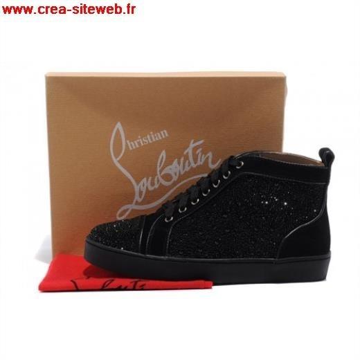 meilleur service 70b70 59c04 chaussure louboutin pas cher homme