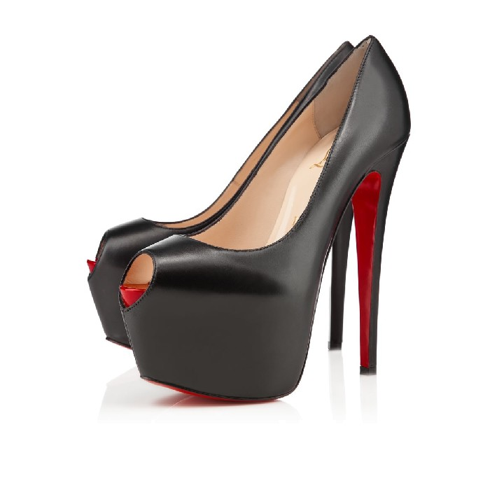 chaussures plateforme louboutin