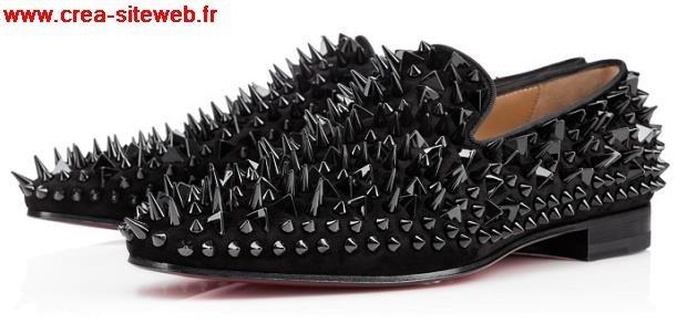 chaussure de ville louboutin