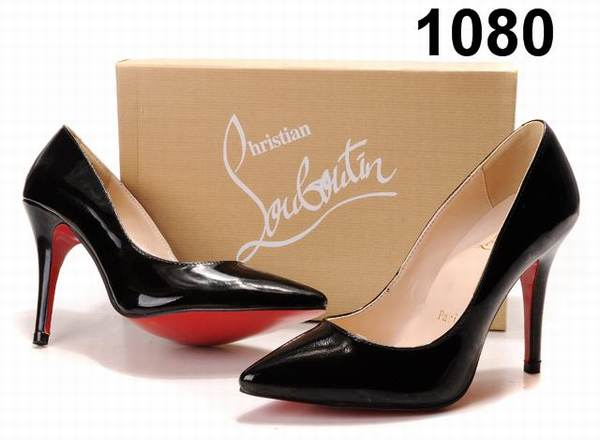 chaussure louboutin solde