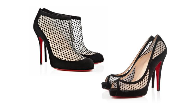 chaussures louboutin en vente