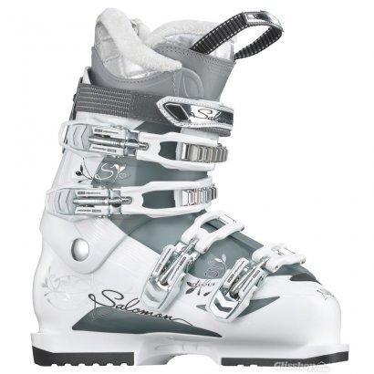 SALOMON Divine LX Chaussures de Ski pour de Ski Femme Noir