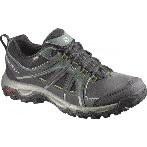 design intemporel a90e6 e59d2 Gore Salomon Chaussure Contagrip Tex 3jLcSR4qA5