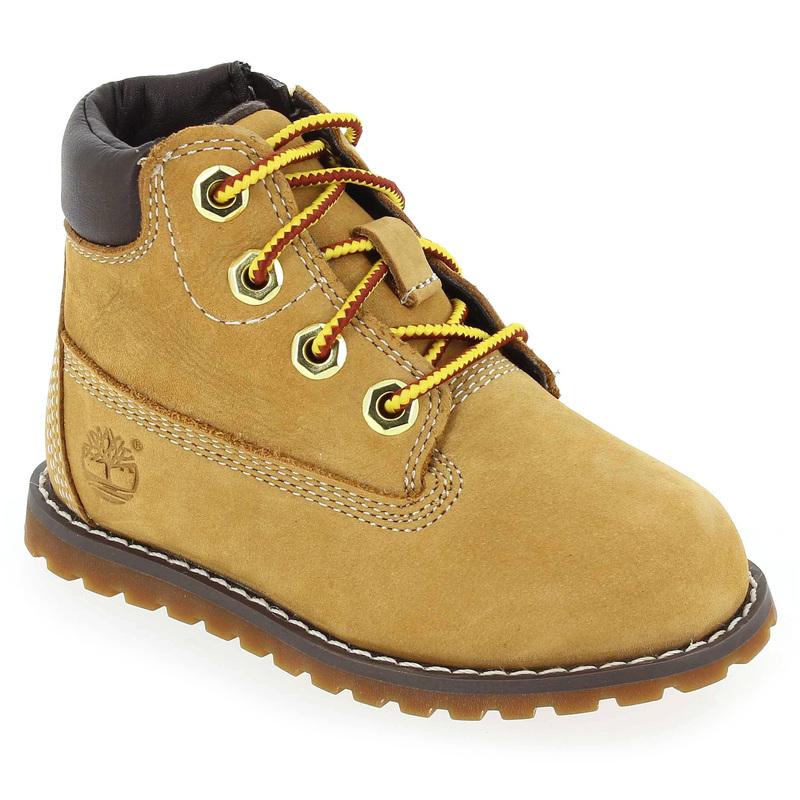 chaussures garçon timberland