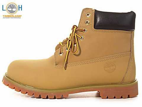 chaussure timberland femme intersport