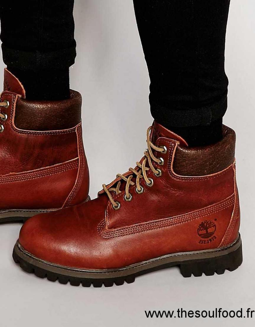 chaussure cuir timberland homme