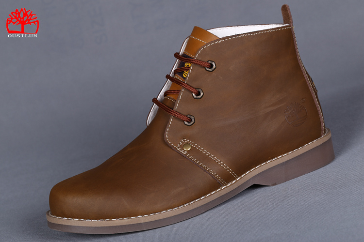 chaussures homme cuir timberland