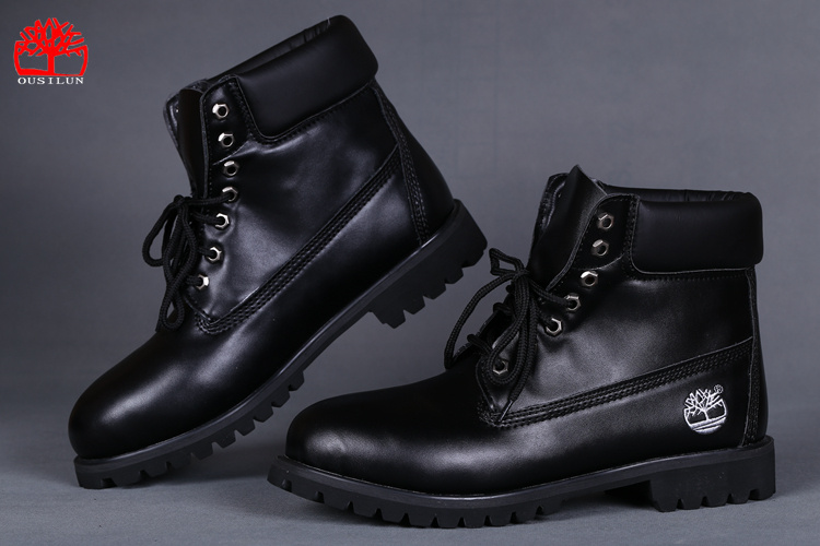 chossure homme cuir timberland