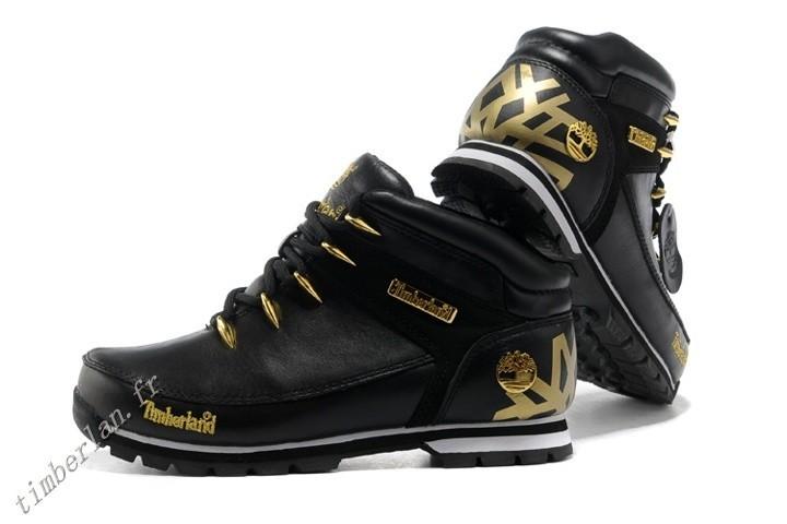 chaussure homme timberland noir
