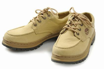 chaussure homme toile timberland