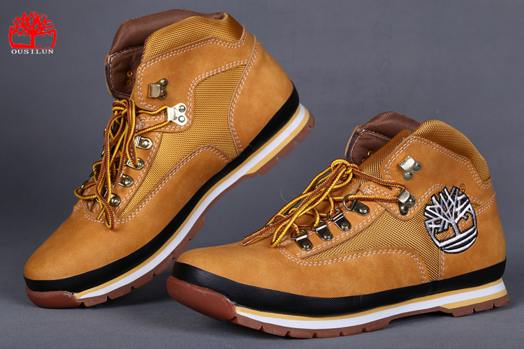 basquette hommes timberland