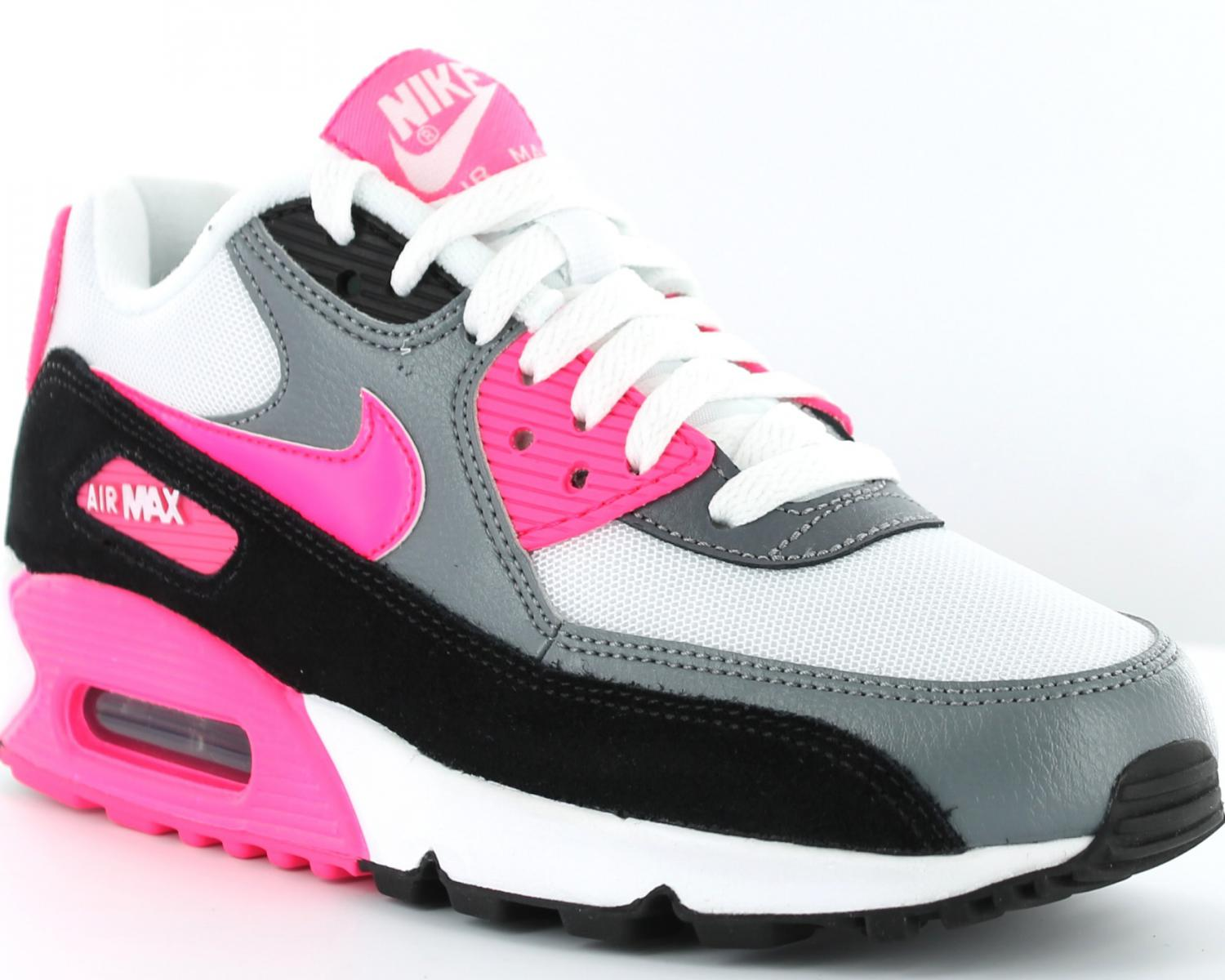 air max rose fille