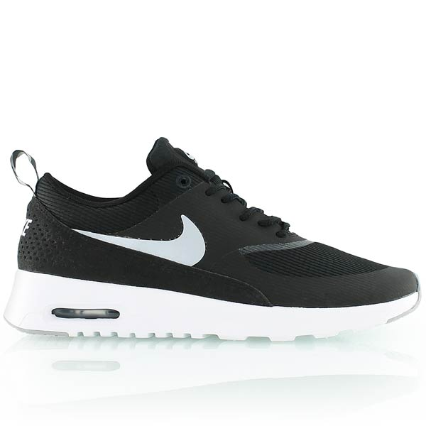 nike air max thea print homme chaussures noir blanc 1002