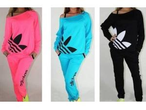 5dfd5372abf40 Survêtement Adidas WTS Co Marker Femme Gris bas de survetement adidas femme, survetement de marque moins cher,survetement adidas femme pas cher france