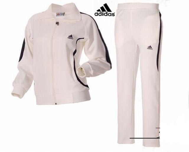 Adidas Femme Survetement Blanc Femme Blanc Adidas Survetement Survetement Femme Adidas Blanc Survetement 5Ljq34AR