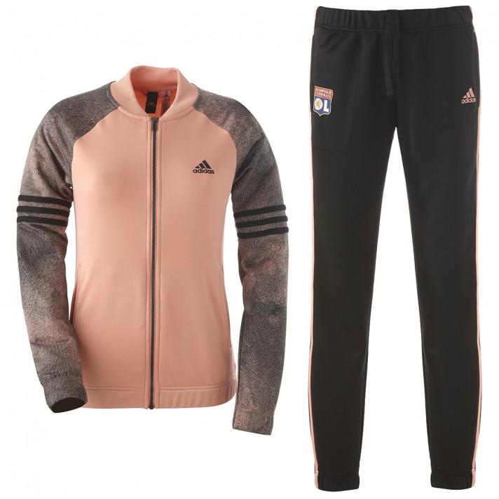 628a752965b71 Adidas performance essentials linear - pantalon de survêtement -  black/tactile rose femme noir vêtements ... P_Model: fag2t2tIAdFJ survetement  adidas femme ...